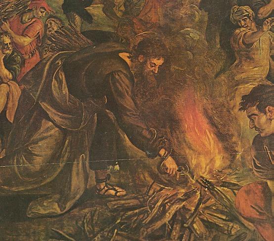 Paulo picado pela víbora
