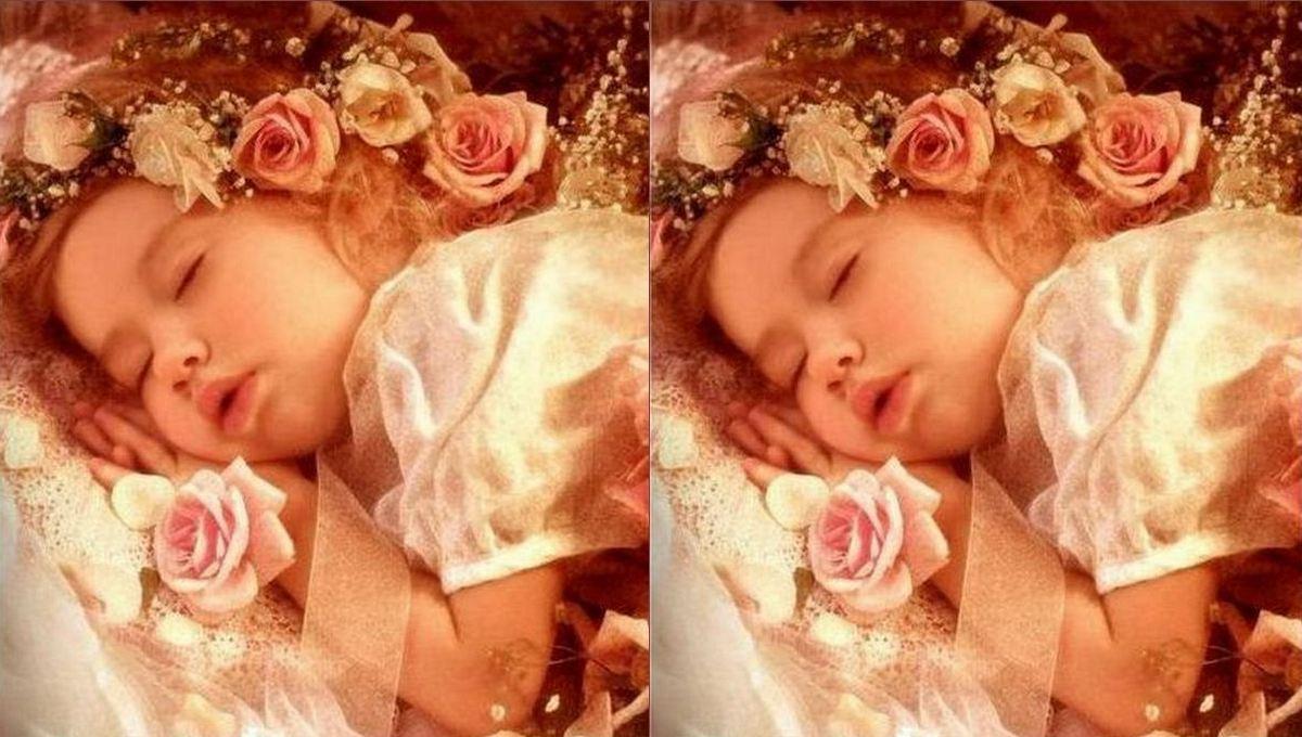 Menina dormindo