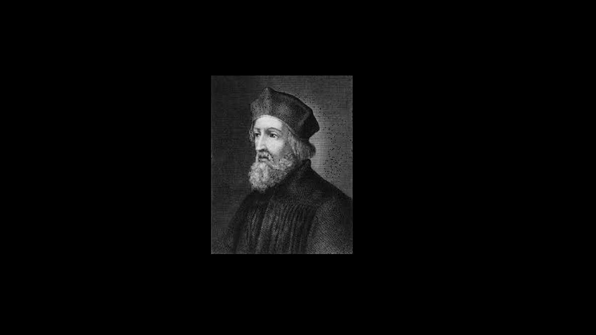 Jan Hus - João Huss