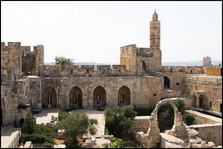 Velha Jerusalém