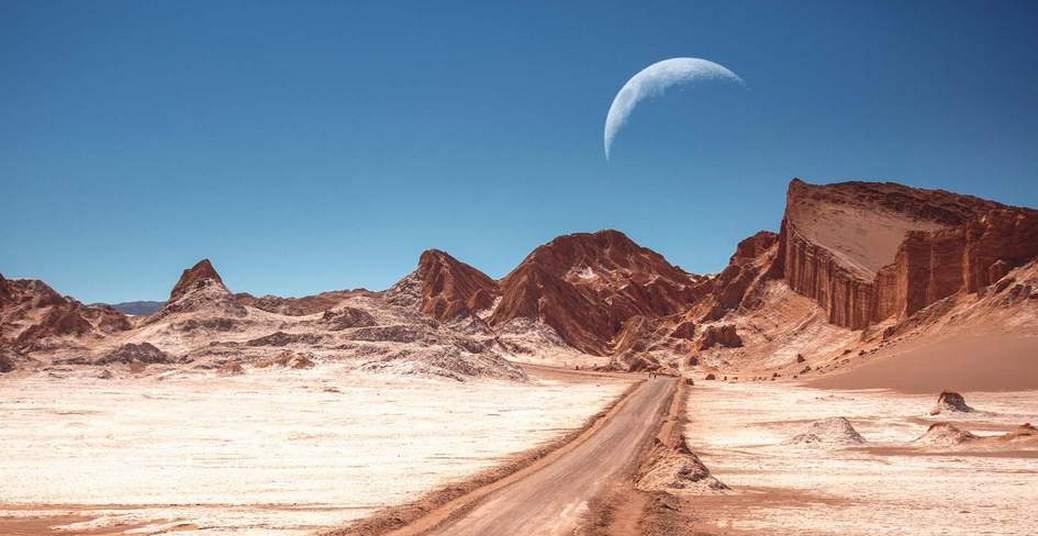 Vale de la Luna