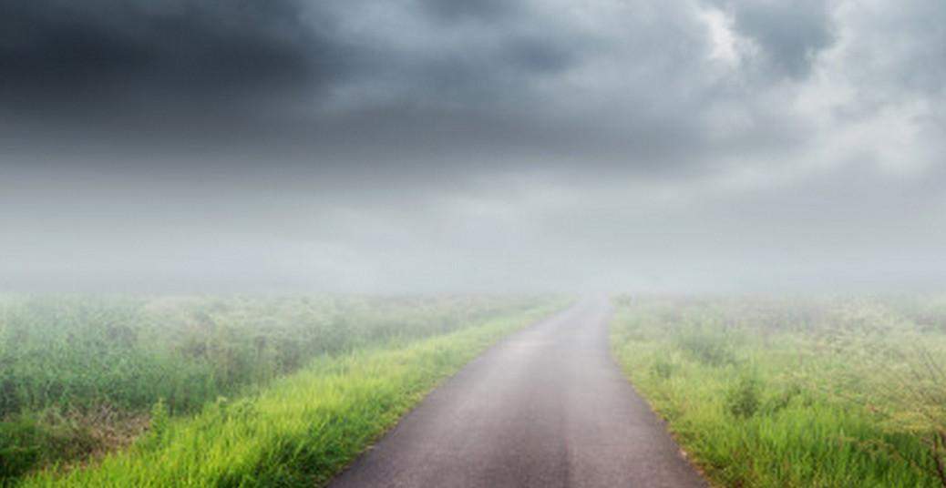 Chuva neblina