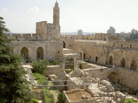 Jerusalém Torre de David