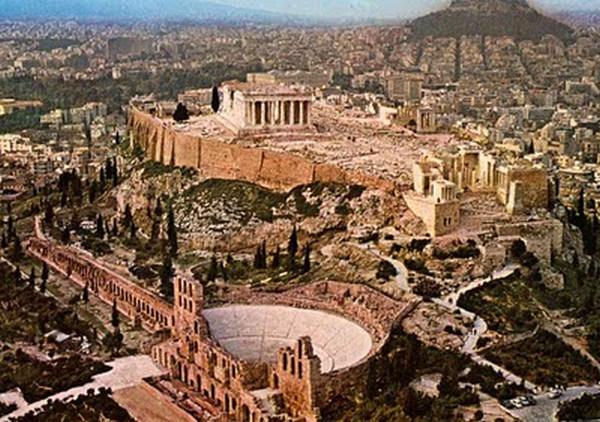 Atenas Antiga - Grécia