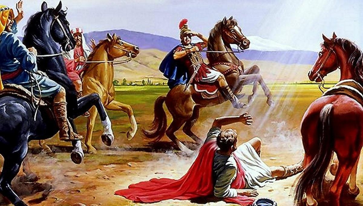 Conversão de Saulo de Tarso