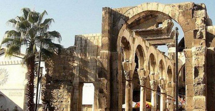 Cidade de Damasco Antiga