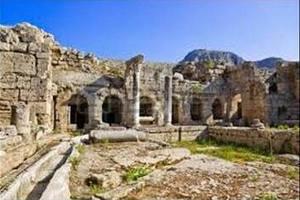 Cidade de Corinto - Grecia