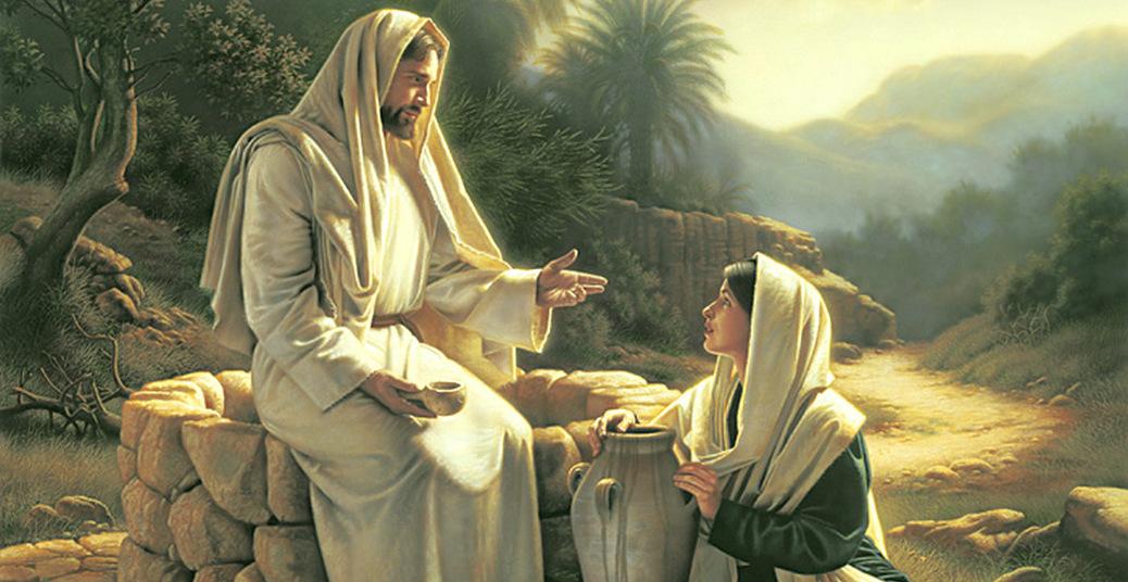 Jesus e a Mulher Samaritana