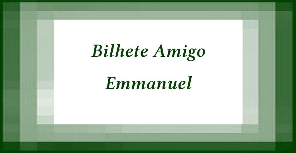 Bilhete Amigo