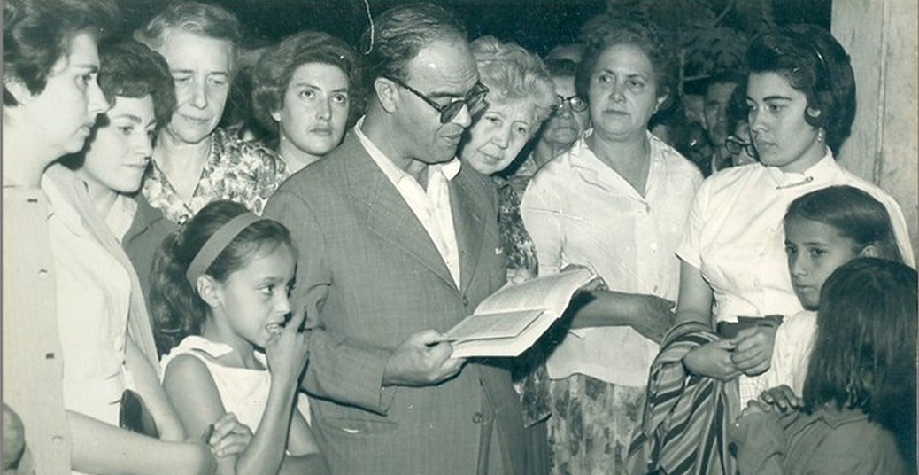 Chico Xavier. Evangelho no Lar 1971