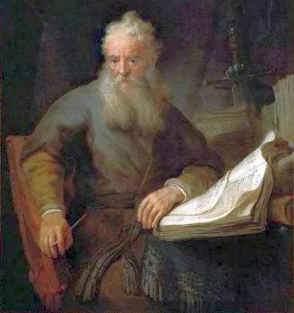 Paulo preso em Roma