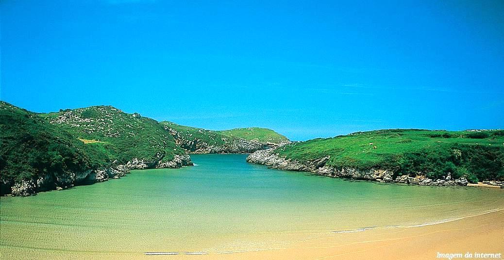 Lhanes, Costa Verde, Espanha