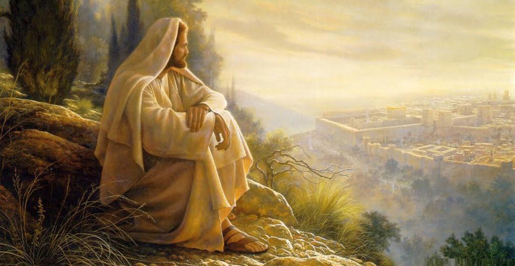 Jesus Cristo em Jerusalém