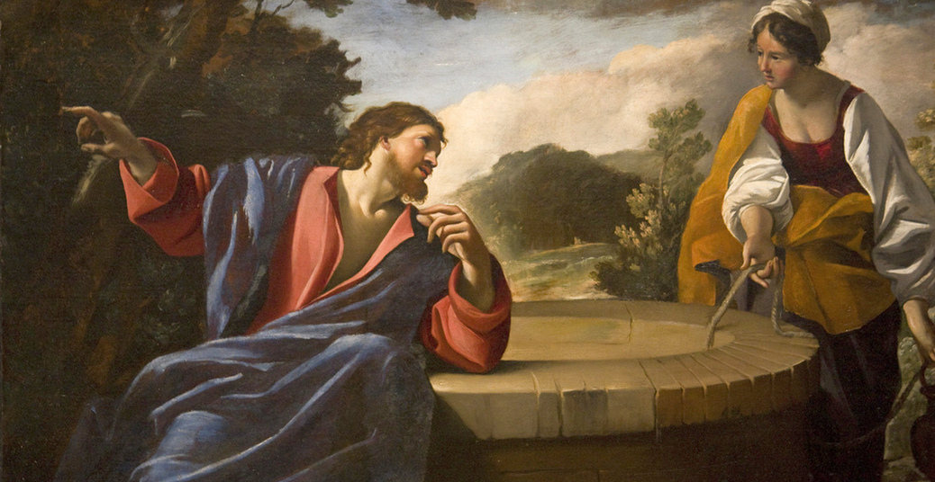 Jesus - Água Viva