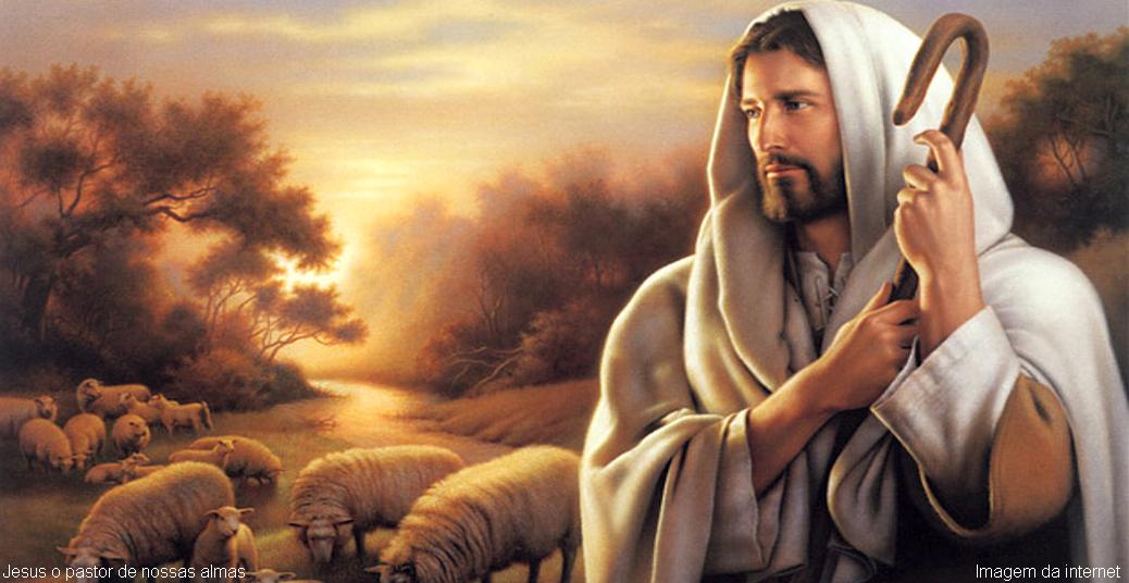 Jesus o Pastor de nossas Almas