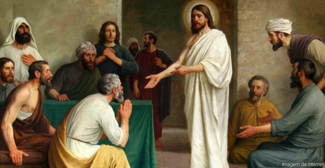 Aparição de Jesus aos Discípulos
