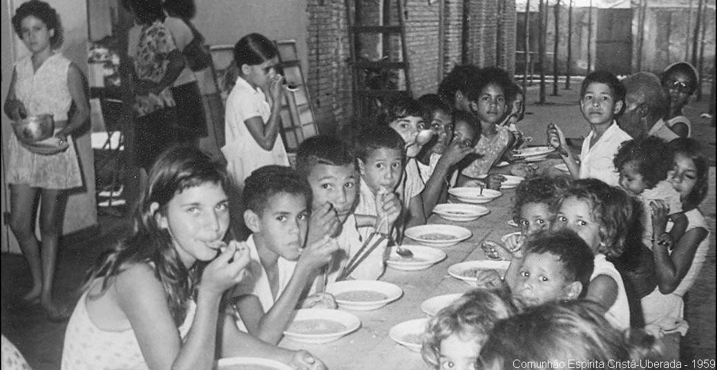 Sopa Fraterna C. E. C. - Uberaba - 1959