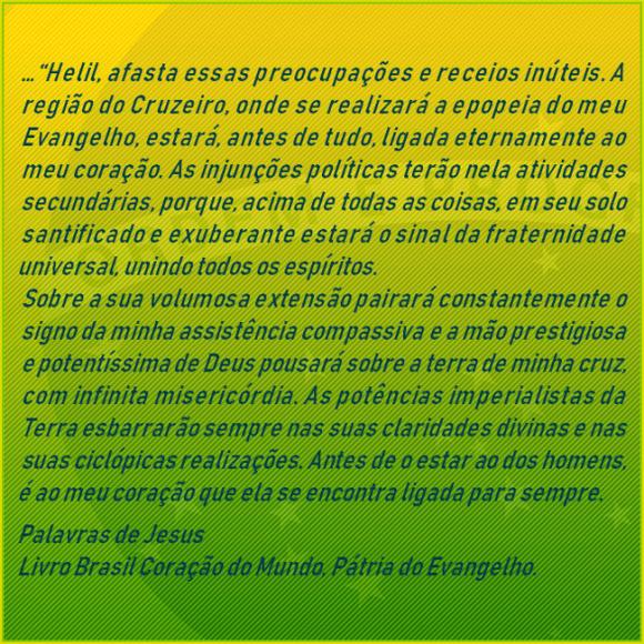 Brasil Coração do Mundo