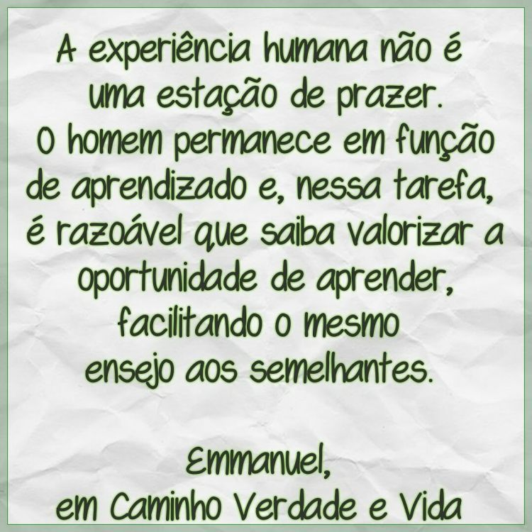 Experiência Humana