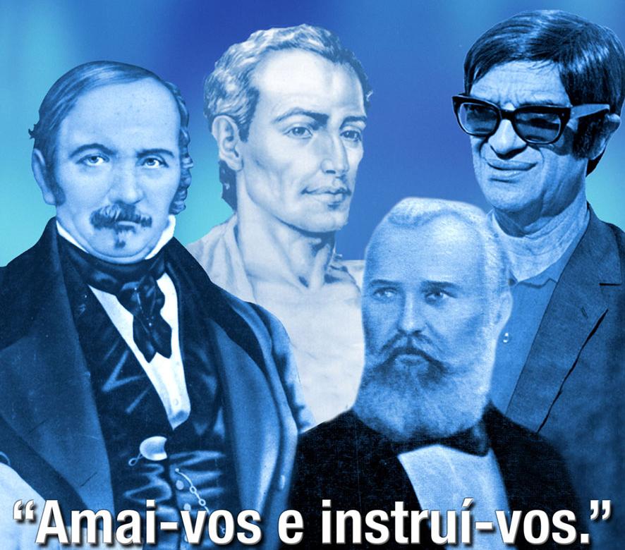 Personagens do Espiritismo