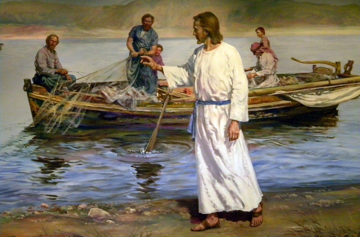 Jesus - pesca maravilhosa