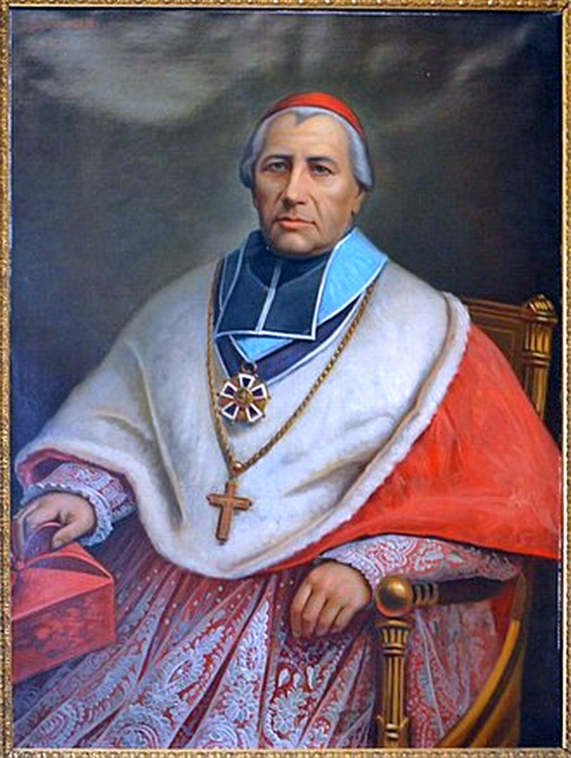 François-Nicholas-Madeleine, Cardeal Morlot
