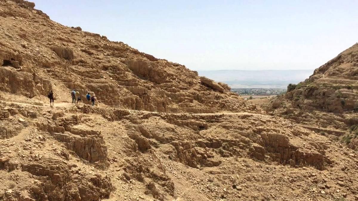 Jerusalém a Jericó