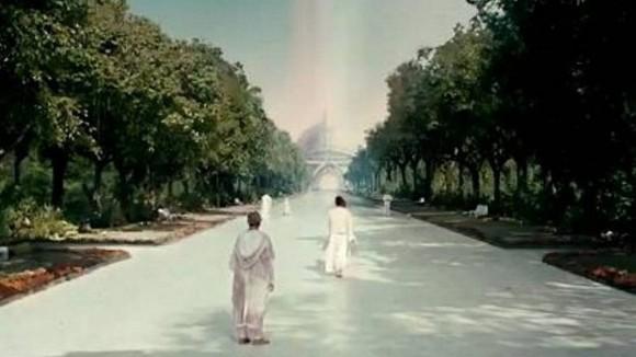 Cena do filme Nosso Lar
