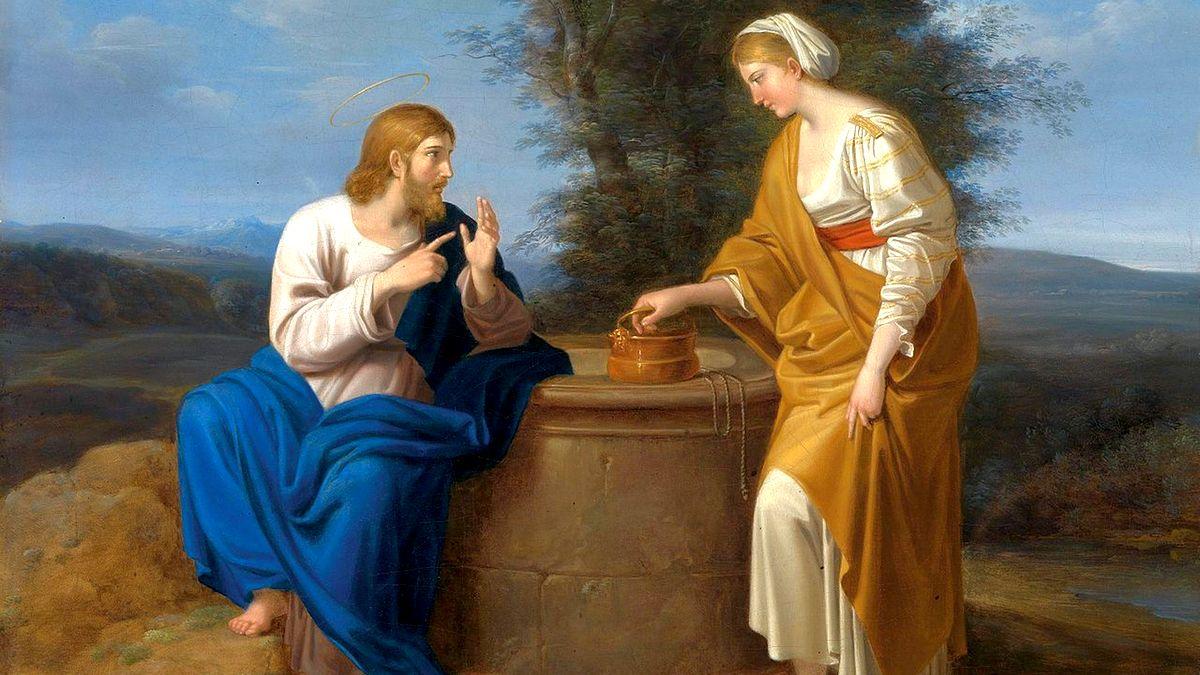 Jesus Cristo na Samaria