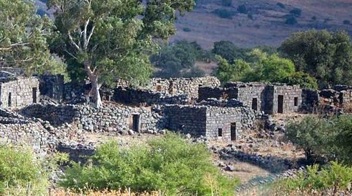 Cidade de Nazaré antiga