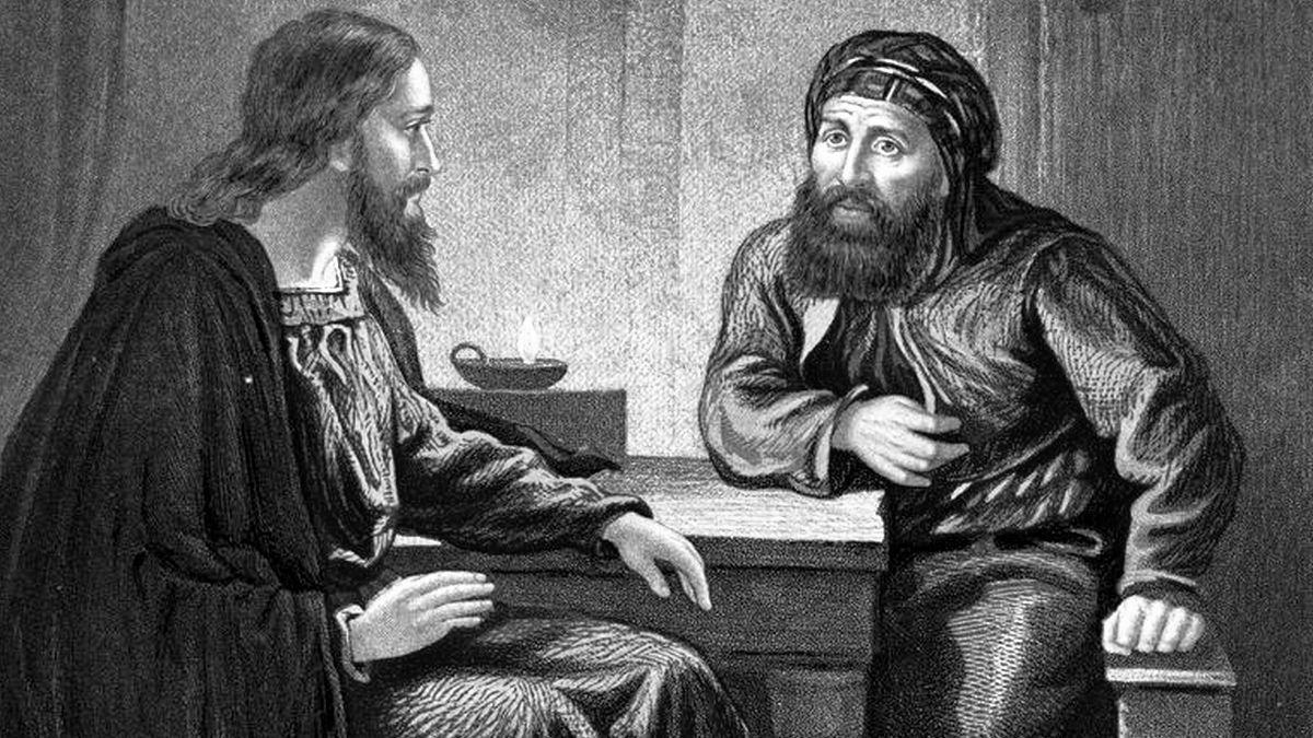 A Lição a Nicodemos