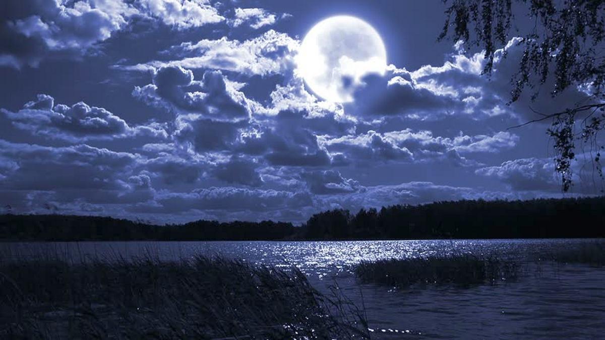 Clarão da lua