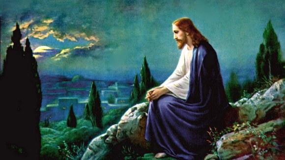 Jesus - A oração do Horto