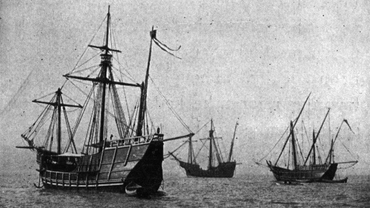 Colombo viagem ao Mundo Novo