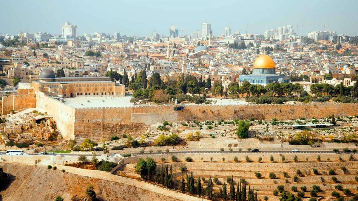Jerusalém antiga